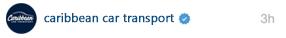 Caribbean Car Transport Reviews